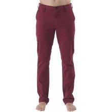 kalhoty CORMAN CHINO PANT Team Red