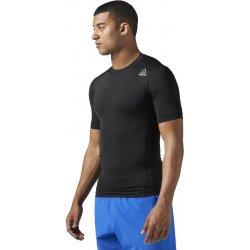 Pánské Tričko Reebok Workout Ready kompresní triko černá 2d04c6d5e1