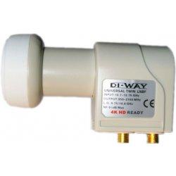Di-Way Twin Gold 0,1dB