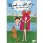 Mach a Šebestová na prázdninách 1, 2 DVD