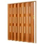 Petromila Shrnovací dveře plné třešeňcm odstín: světlý ořech, typ dveří: plné 89x200 cm