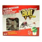 Biolit Plus elektrický odpařovač proti mouchám 46ml