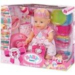 Zapf Creation Interaktivní narozeninová BABY born 43cm