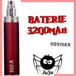 Green Sound Batérie GS EGO III 3200mAh červená