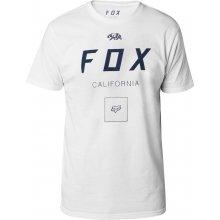 Fox Growled SS Tech Tee Optic White