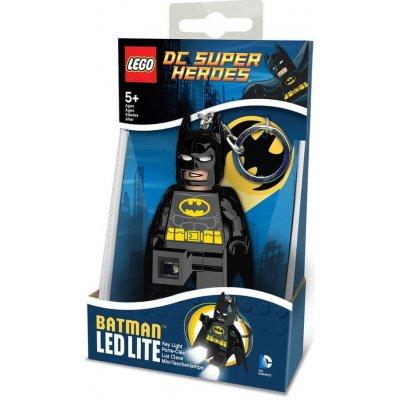Přívěsek na klíče LEGO LED Lite DC Super Heroes Batman svítící figurka