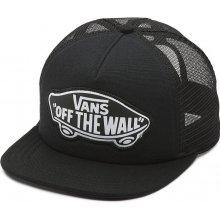 Vans Beach Girl Trucker Hat Onyx White VH5LKR6 7af9ad08e3