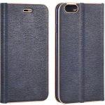 Pouzdro Vennus Book Huawei P10 Lite modré