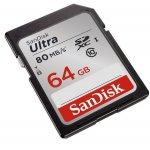 SanDisk Ultra SDXC 64GB UHS-I SDSDUNC-064G-GN6IN