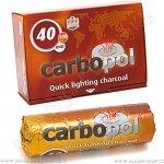 Carbopol Uhlíky 40 mm