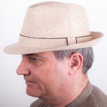 Letní klobouk Mes béžový 81022