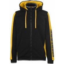 97fcecdf62b6 Everlast Plush Fleece Zipped Hoody Mens Black