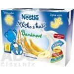Nestlé Mlíčko s kaší banánových od ukonč. 4. měsíce, 2x200 ml