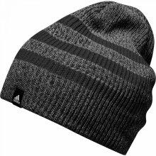 Adidas 3S beanie dětská čepice černá   šedá 1d635101d3
