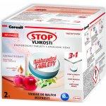 CERESIT Stop vlhkosti Micro 3v1 náhradní tablety 2x300g energetické ovoce