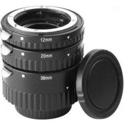 Meike sada mezikroužků 12/20/36 mm pro Nikon