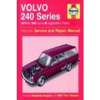 Volvo 240 Series Service and Repair Manual