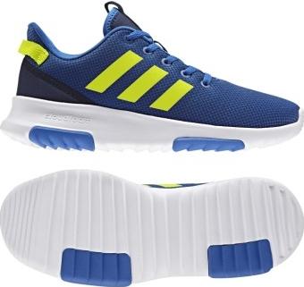 Adidas CF Racer TR K AQ1677 modrá