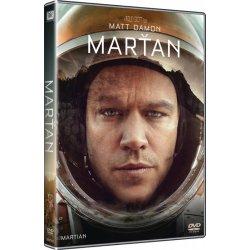 Marťan DVD