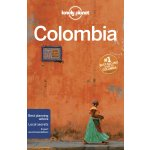 Kolumbie Colombia průvodce 7th 2015 Lonely Planet