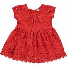 Heatons NG Lace Dress Chd64 Red