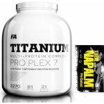 Fitness Authority Titanium Pro Plex 7 2270 g
