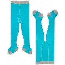 Bambusové punčocháčky Bambi tmavě modrá