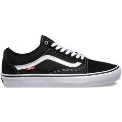 Dámská obuv Vans OLD SKOOL PRO Black White 9b43272c17