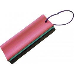 USG Odstraňovač chlupů a stěrka Unicorn 2v1 pink