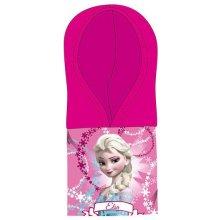 New Import Šála s kapucí Frozen / nákrčník s kapucí Frozen Elsa