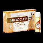 Nirocap OL Vlasový balzám pro mastné vlasy 6 x 15 ml