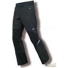 HUMI DADES softshell pánské kalhoty černá