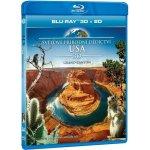 Světové přírodní dědictví: USA - Grand Canyon 3D Blu-ray
