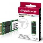Transcend M.2 2260 64GB, TS64GMTS600