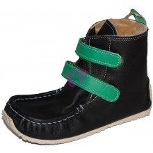 Barefoot · ZeaZoo Kids · ZeaZoo Yeti Sheepskin Black Green 6746a7512a
