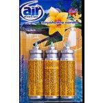 Air Menline Limber Twist Happy Osvěžovač vzduchu náhradní náplň 3 x 15 ml sprej