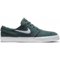 8c6a98fd591 Pánské boty nike zelená. Skate boty Nike Sb Boty Zoom Stefan Janoski  Jungle white