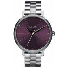 Nixon Kensington plum