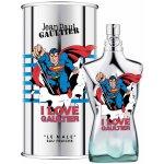 J.P. Gaultier Le Male Superman Eau Fraiche toaletní voda pánská 75 ml