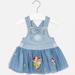 1752c38f8891 Mayoral dívčí tylová sukně s laclem a výšivkou - modrá alternativy ...