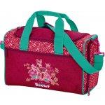 SCOUT Basic sportovní taška VI Fancy Forest