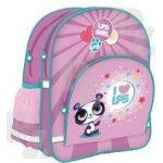 Předškolní batůžek Little Pet Shop růžovofialový, Starpak