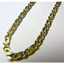 Náramek pevný zlatý ze žlutého zlata H217