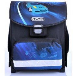 Herlitz batoh SMART Auto modré. + DÁREK ZDARMA + DOPRAVA ZDARMA - Školní  aktovka ... 3738eec6c0