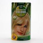 HennaPlus dlouhotrvající barva na vlasy 8 světlá blond 100 ml