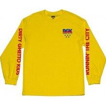 ! DGK Runnin Yellow