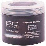 Schwarzkopf BC Fibreforce maska pro extrémně poškozené vlasy (Treatment for Extremely Damaged Hair) 150 ml