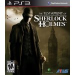 The New Adventures of Sherlock Holmes: The Testament of Sherlock Holmes