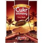 Druid Třtinový cukr Very Dark - krabička 400g