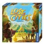 Kosmos Lost Cities: Das Brettspiel